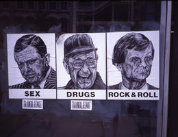 Sex (John Tower), Drugs (George Bush Sr.), and Rock & Roll (Lee Atwater)