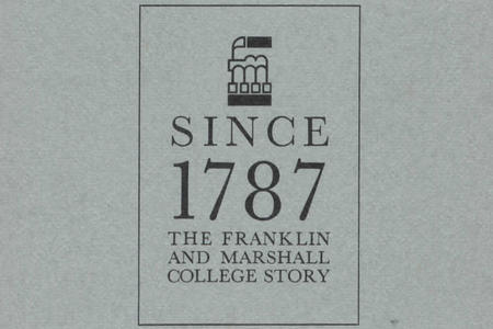 F&M History Publications Collection